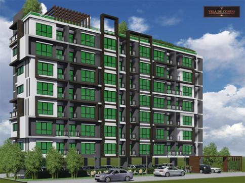 เวลาดี คอนโดมิเนี่ยม แจ้งวัฒนะ (Vela De Condominium Chaeng Watthana)
