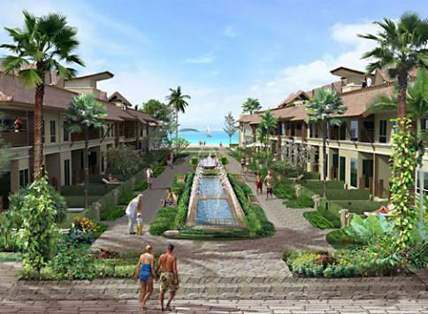 ทร็อปปิคอล บีช รีสอร์ท (Tropical Beach Resort)
