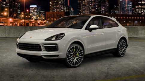 ปอร์เช่ Porsche Cayenne E-Hybrid Coupe ปี 2020