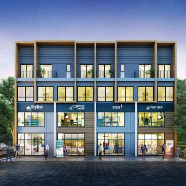 บ้านกลางเมือง ดิ อิดิชั่น บางนา - วงแหวน (Baan Klang Muang The Edition bangna - Wongwaen)