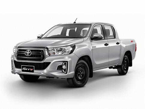 โตโยต้า Toyota Revo Double Cab 4x2 2.4J Plus ปี 2019