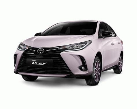 โตโยต้า Toyota-Yaris ATIV Play Sport Premium-ปี 2021
