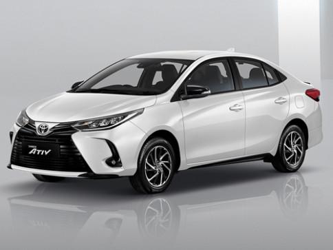 โตโยต้า Toyota Yaris ATIV Sport Premium MY2020 ปี 2020