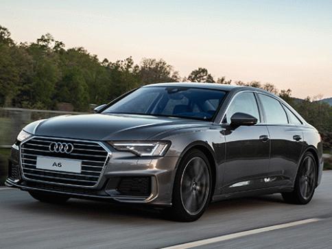 อาวดี้ Audi-A6 40 TFSI S line-ปี 2020