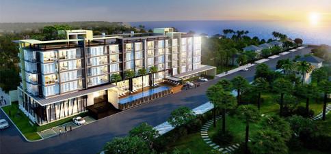 บุรีธารา ชาโตว์ รีสอร์ท คอนโด บางแสน (Buritara Chateau Resort Condo Bangsaen)