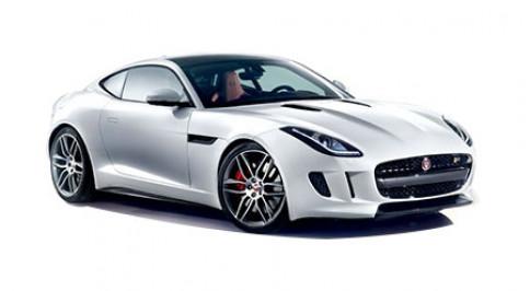 จากัวร์ Jaguar F-Type V6 Coupe ปี 2017