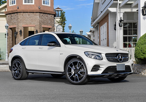 เมอร์เซเดส-เบนซ์ Mercedes-benz AMG GLC 43 4MATIC Coupe' (CKD) ปี 2018