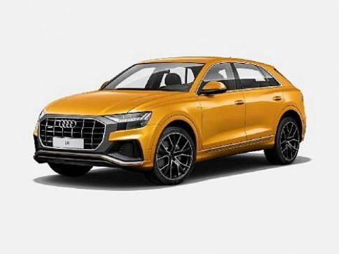 อาวดี้ Audi-Q8 55TFSI quattro S Line-ปี 2018