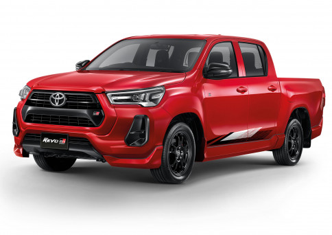 โตโยต้า Toyota Revo GR Sport 2.8 AT Lo-Floor ปี 2021