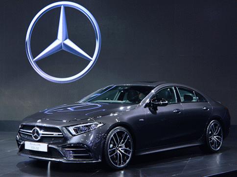 เมอร์เซเดส-เบนซ์ Mercedes-benz AMG CLS 53 4MATIC+ ปี 2018