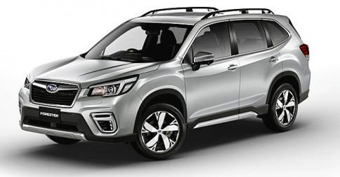 ซูบารุ Subaru Forester 2.0i-L MY19 ปี 2018