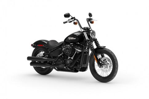 ฮาร์ลีย์-เดวิดสัน Harley-Davidson Softail Street Bob ปี 2020