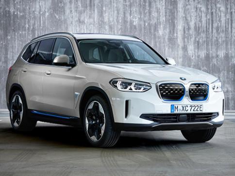 บีเอ็มดับเบิลยู BMW i X3 M Sport ปี 2021