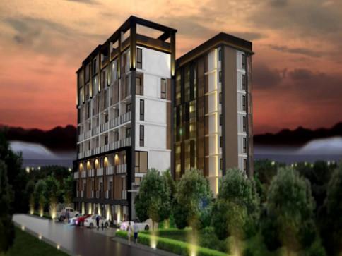 เดอะ รอยัล ฮิลล์ สามมุข คอนโดมิเนียม (The Royal Hill Sammuk Condominium)