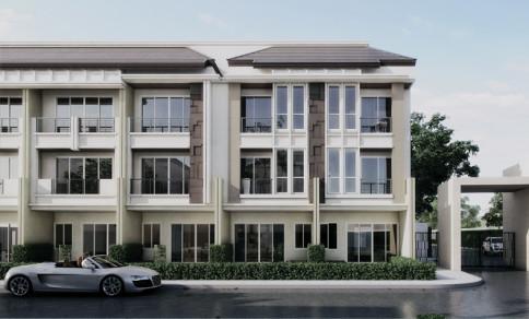 บ้านกลางเมือง ลาดพร้าว 71 (Baan Klang Muang)