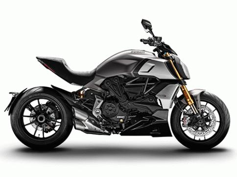 ดูคาติ Ducati-Diavel 1260-ปี 2019