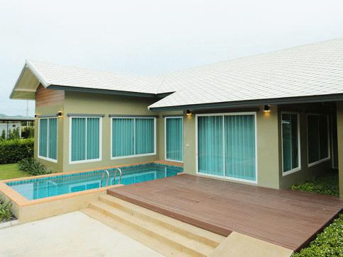 ทัชชา พูลวิลล่า (Tha-Cha Pool Villa)