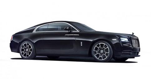 โรลส์-รอยซ์ Rolls-Royce Wraith Black Badge ปี 2017