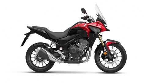 ฮอนด้า Honda CB 500X MY22 ปี 2021