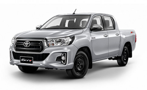 โตโยต้า Toyota-Revo Double Cab 4x2 2.4J Plus AT-ปี 2019