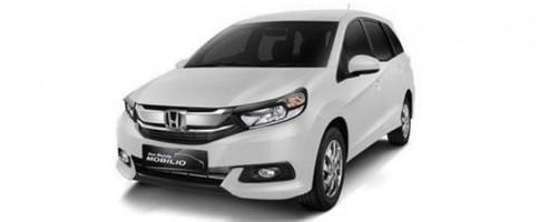 ฮอนด้า Honda-Mobilio S AT 5 Seat-ปี 2017