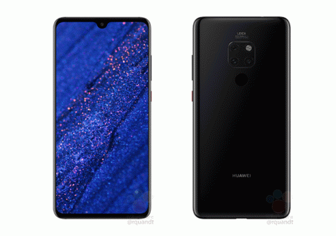 หัวเหว่ย Huawei-Mate 20 6GB
