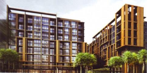 โมทีฟ คอนโดมิเนียม แจ้งวัฒนะ (Motive Condominium Chaengwattana)