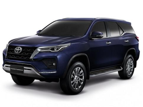 โตโยต้า Toyota Fortuner 2.4V AT MY2020 ปี 2020