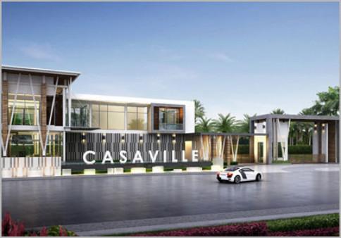 คาซ่า วิลล์ ศรีราชา-สวนเสือ (Casa Ville)