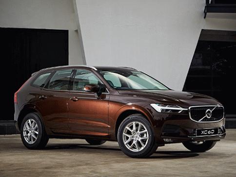 วอลโว่ Volvo XC60 D4 AWD Momentum ปี 2020