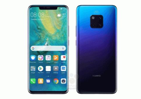 หัวเหว่ย Huawei Mate 20 Pro