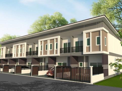 สุชารี วิลล์ ดอนเมือง แจ้งวัฒนะ สรงประภา (Sucharee Ville)