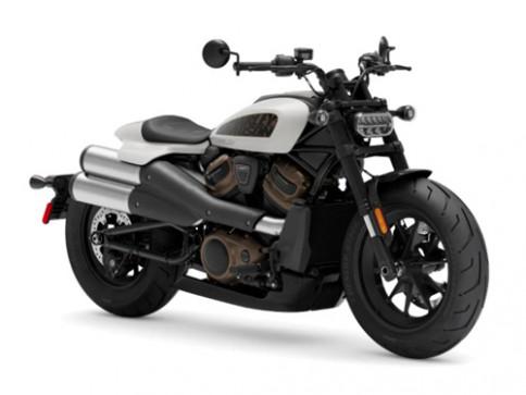 ฮาร์ลีย์-เดวิดสัน Harley-Davidson Sport Sportster S ปี 2021