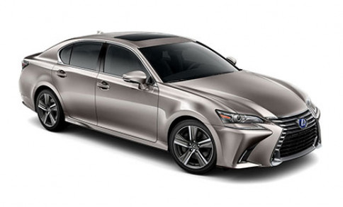 เลกซัส Lexus GS 450h Premium Moonroof ปี 2015