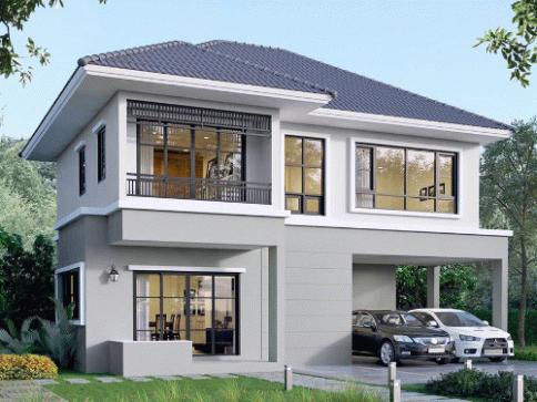 บ้านมารวย โสธร 4 ฉะเชิงเทรา (Baan Marui Sothon 4 Chacherngsao)