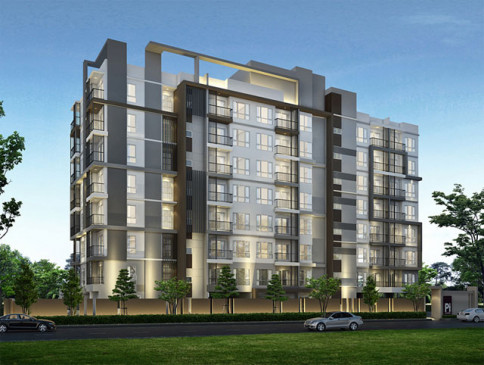 รูป พายน์ คอนโดมิเนียม (Pi Condominium)