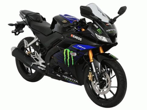 ยามาฮ่า Yamaha YZF-R15 MotoGP Edition MY2019 ปี 2019