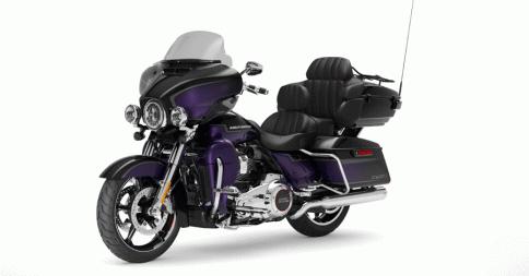 ฮาร์ลีย์-เดวิดสัน Harley-Davidson Touring Ultra Limited ปี 2021