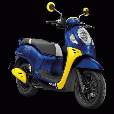 ฮอนด้า Honda Scoopy Club12 ปี 2020