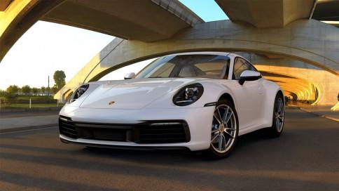 ปอร์เช่ Porsche 911 Carrera ปี 2019