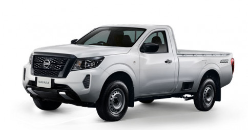 นิสสัน Nissan Navara Single Cab S 6MT ปี 2021