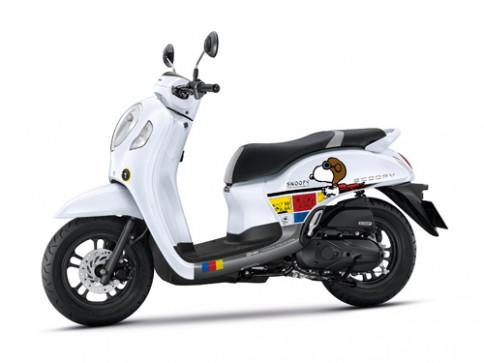 ฮอนด้า Honda Scoopy Snoopy Limited Edition ปี 2021