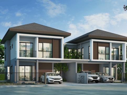 บ้านลุมพินี ทาวน์พาร์ค ท่าข้าม - พระราม 2 (Baan Lumpini Townpark Takham - Rama 2)