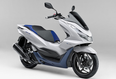 ฮอนด้า Honda PCX 160 e:HEV ปี 2021