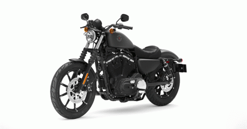 ฮาร์ลีย์-เดวิดสัน Harley-Davidson Sportster Iron 1200 ปี 2021