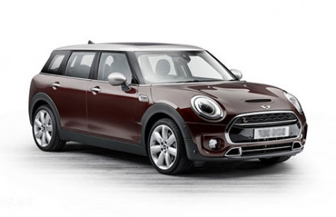 มินิ Mini-Clubman Cooper S Hightrim-ปี 2015