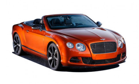 เบนท์ลี่ย์ Bentley Continental GT Speed Convertible ปี 2013