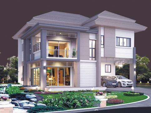 บ้านเทียนทอง 5 เฟส 2 (Baan Teanthong5)