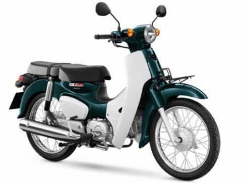 ฮอนด้า Honda Super Cub 2018 ปี 2018