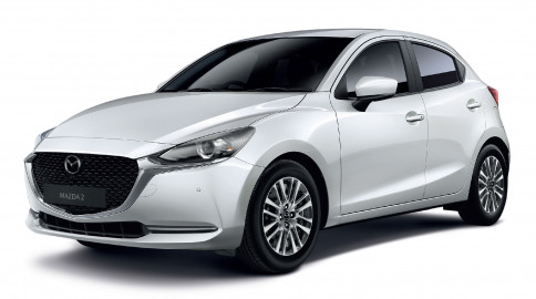 มาสด้า Mazda 2 Sports 100th Anniversary Edition ปี 2020